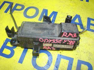 Блок предохранителей на Honda Odyssey RA3