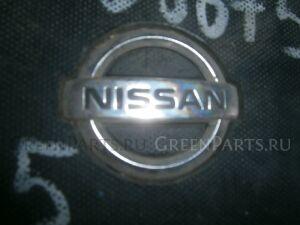 Эмблема на Nissan MR20