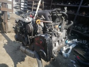 Двигатель на Subaru Legacy BP5 EJ20X B875214
