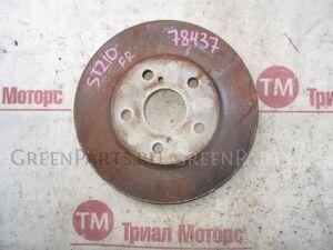 Тормозной диск на Toyota Caldina ST210 3SFE