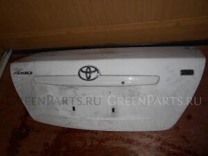 Крышка багажника на Toyota Corolla Axio NZE141