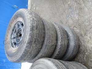 Диск литой на Toyota Land Cruiser Prado KZJ78 R16