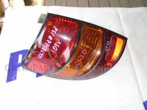 Стоп на Toyota Voltz ZZE136 0120