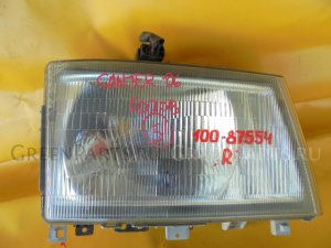 Фара на Mitsubishi Canter FD70BB 100-87554