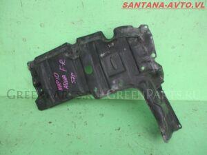 Защита двигателя на Toyota Aqua NHP10 1NZ-FXE 2-я МОДЕЛЬ.