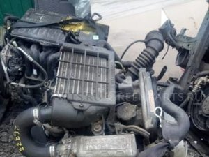 Катушка зажигания на Mitsubishi Pajero Mini H56A 4A30T