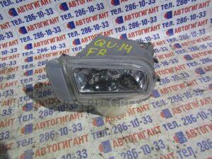 Туманка на Nissan Bluebird QU14 QG18-DE 023805