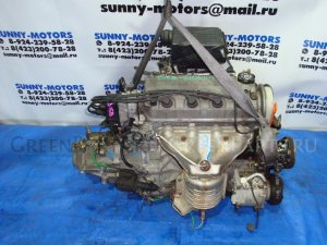 Двигатель на Honda Partner EY6, EY7 D15B trambler