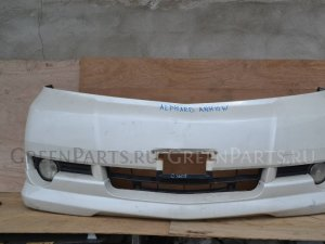 Бампер на Toyota Alphard ANH10W