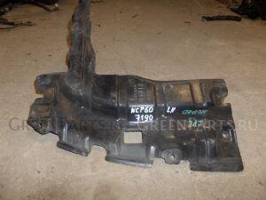 Защита двигателя на Toyota Ist NCP60