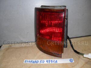 Стоп-сигнал на Nissan Elgrand AVWE50 QD32 4791