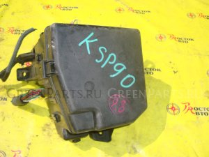 Блок предохранителей на Toyota Vitz KSP90 1KR-FE