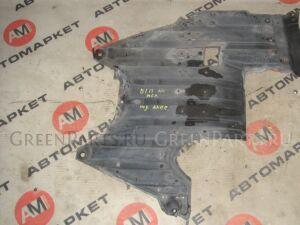Защита двигателя на Toyota Mark II Blit JZX110 1JZ-FSE