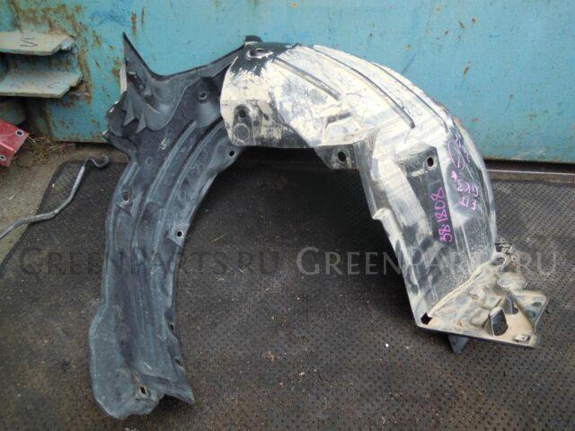 Подкрылок на Honda Fit GK3 L13B