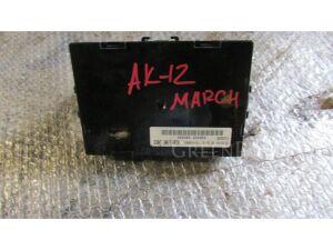 Электронный блок на Nissan March AK12 CR12 28482 AX000