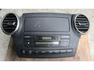 Климат-контроль на Toyota Altezza SXE10 3S