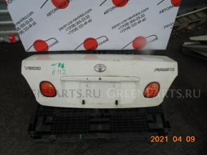 Крышка багажника на Toyota Aristo JZS160 112