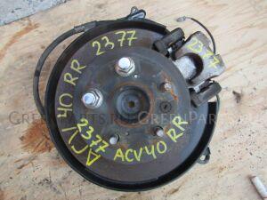Тормозной диск на Toyota Camry ACV40 2AZ-FE 3072377