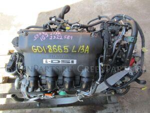 Стартер на Honda Fit GD1 L13A 2398665