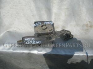 Крепление запаски на Toyota Dyna KDY230