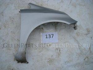 Крыло на Honda Fit GD1 L13A