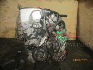 Двигатель на Honda CR-V RE4 K24A 7206456
