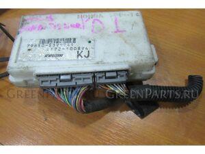Электронный блок на Honda MDX YD1 J35A 79610-S3V-941