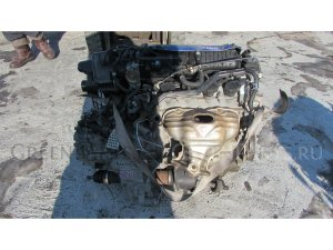 Двигатель на Honda Fit GD1 L13A