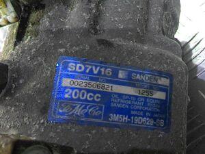 Компрессор кондиционера на Mazda 3 1 РЕСТАЙЛИНГ