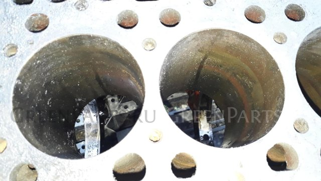 Блок цилиндров d1402 Kubota