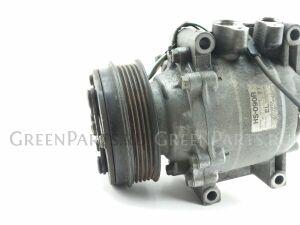 Компрессор кондиционера на Honda Fit GD1 L13A 38810PWA016