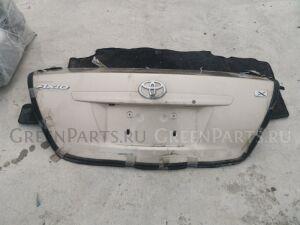 Крышка багажника на Toyota Corolla Axio NZE141 1NZ-FE