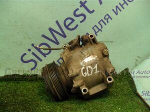 Компрессор кондиционера на Honda Fit GD1 L13A 38810-PWA-006