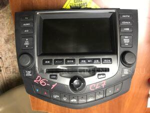 Блок управления климат-контролем на Honda Accord CL7 K20A 39050-SEA-9430-M1