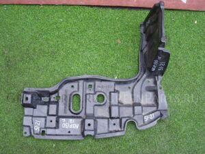 Защита двигателя на Toyota Vitz NSP130