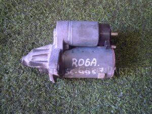 Стартер на Suzuki Wagon R MH34 R06A 31100-50M0