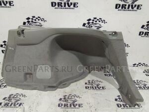Обшивка багажника на Toyota Prius ZVW30 2ZRFXE 64730-47031
