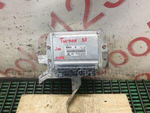 Блок управления двигателем на Hyundai Tucson JM D4EA 3910327265