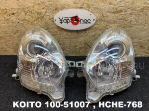 Фара на Toyota Passo KGC35 1KR-FE KOITO 100-51007, HCHR-768, 81150-B1120