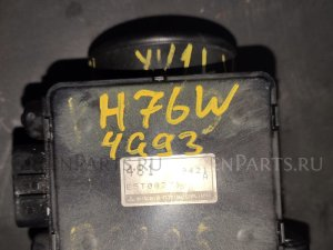 Датчик расхода воздуха на Mitsubishi Pajero IO H76W 4G93 E5T08271