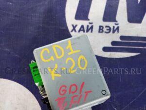 Блок управления рулевой рейкой на Honda Fit GD1 L13A 39980-saa-j510-m1
