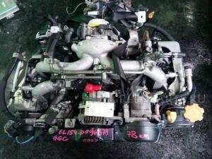 Двигатель на Subaru Impreza GGC EL154 D096879