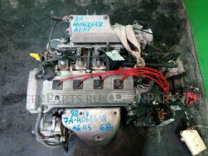 Двигатель на Toyota Spacio AE115 7A-FE H062668