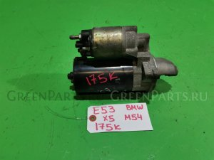 Стартер на Bmw X5 E53 M54