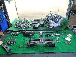 Двигатель на Subaru Lancaster BHE EZ30 U030618, 10100BG320