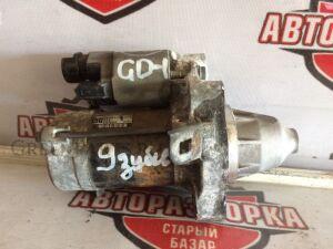 Стартер на Honda Fit GD1 L13A 31200-PWA-901