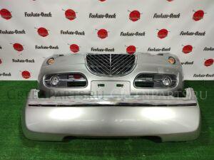Бампер на Nissan March AK12 CR12