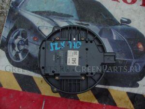 Мотор печки на Toyota Mark II JZX110 1JZ