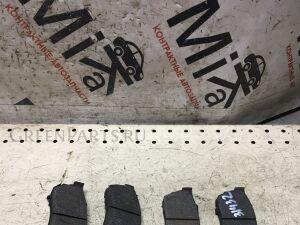 Тормозные колодки на Honda Fit GE6 L13A 45022SAA000