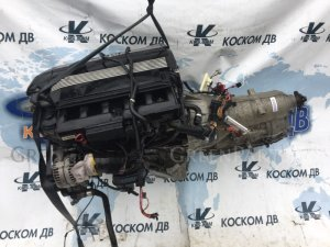 Двигатель на Bmw 525i E60 M54